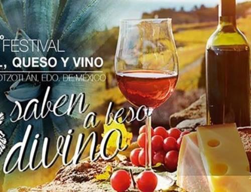 2ndo Festival de Mezcal, Queso y Vino